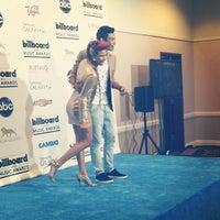Photo taken at Billboard Music Awards by Vali on 5/20/2013