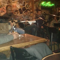 Photo taken at Biber Cafe&Pub by :-) Gizem :. on 12/24/2012