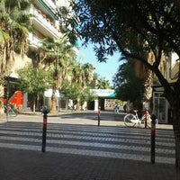 Photo taken at Corso di San Benedetto by Cristian P. on 10/3/2012