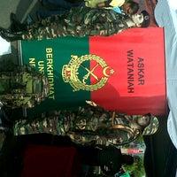 Photo taken at Dewan Kovensyen, TATIUC by PakdinJR X. on 9/21/2012