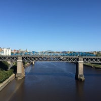 Photo taken at Redheugh Bridge by Paul on 9/6/2015