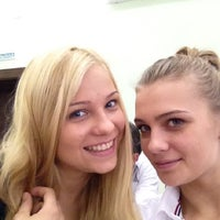 Photo taken at State University of Management by Лена🎀 on 9/19/2012