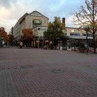 Photo taken at Eetunaukio by Marika on 9/30/2012