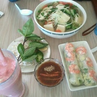 Photo taken at Pho Lover by Edith on 1/14/2013