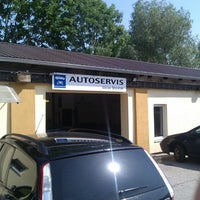 Photo taken at Autoservis Vaclav Stovicek by Kamil M. on 6/18/2013