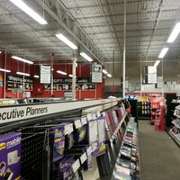 Photo taken at Office Depot by Nerdy D. on 3/27/2013