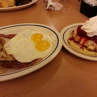 Photo taken at IHOP by Nerdy D. on 2/18/2013