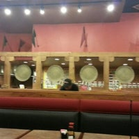 Photo taken at Genghis Grill by Nerdy D. on 10/22/2012