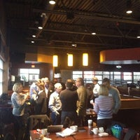 Photo taken at Boston Pizza by George M. on 1/14/2014