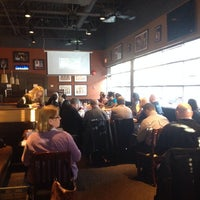 Photo taken at Boston Pizza by George M. on 2/4/2014