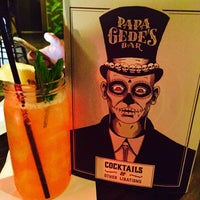 Photo taken at Papa Gede's Bar by Alan M. on 11/6/2015