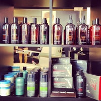 Photo taken at ESQ. Male Grooming by Sam F. on 10/1/2012