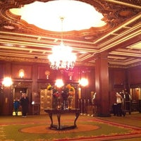 Photo taken at Omni Parker House by Ashley on 11/9/2012