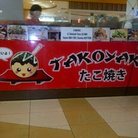 Photo taken at Takoyaki DP Mall by Istiana A. on 12/9/2013