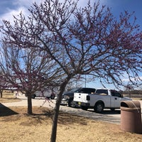 Photo taken at Oklahoma Visitor Center by Darla on 3/24/2018