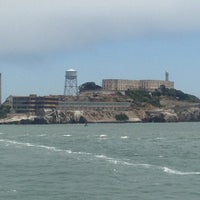 Photo taken at Alcatraz Island by Darla on 6/7/2013