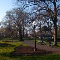Photo taken at Halifax Public Gardens by Chris K. on 5/16/2013