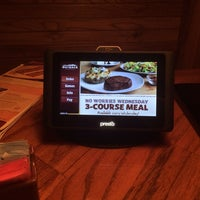 Photo taken at Outback Steakhouse by Bryce R. on 12/9/2013