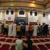 Photo taken at Mohamed Al Jaraah Mosque by Younes A. on 7/22/2013