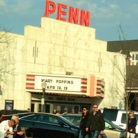 Photo taken at Penn Theatre by Mary on 4/18/2014