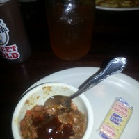 Photo taken at Pitmasters BBQ by Elizabeth C. on 9/19/2012