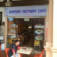 Photo taken at Samsim Vietnam by Teong S. on 6/1/2014