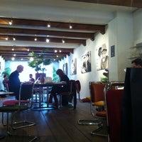 Photo taken at De Koffie Salon by Yuki N. on 6/13/2013