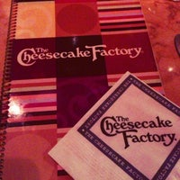 Photo taken at The Cheesecake Factory by Ray on 12/2/2012