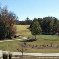 Photo taken at Cherokee Run Golf Club by Dwayne W. on 11/11/2013
