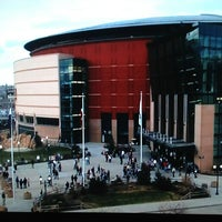 Photo taken at Pepsi Center by Mark H. on 4/9/2013