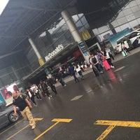 Photo taken at 杭州汽车客运中心 Hangzhou Passenger Transport Center by Yanyun C. on 10/7/2015