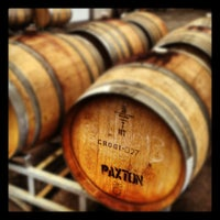 Photo taken at Paxton Wines by Yancey on 12/11/2012