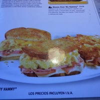 Photo taken at Denny's by Coryy on 10/8/2013