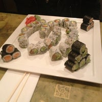Photo taken at Mei Sushi by S A. on 5/21/2014