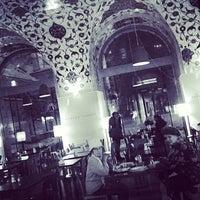 Снимок сделан в Café-Restaurant CORBACI пользователем LiveShareTravel 1/29/2013
