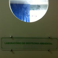 Photo taken at Laboratório de Geotecnia - UFCG by Gerlane C. on 5/31/2013