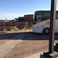 Photo taken at Santa Fe Park and Ride Lot by Jon B. on 5/16/2013