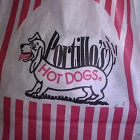 Photo taken at Portillo's Hot Dogs by Chris W. on 4/3/2013