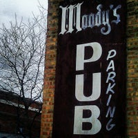 Photo taken at Moody's Pub by Chris W. on 4/19/2013