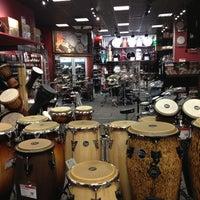 Photo taken at Guitar Center by Carolina F. on 2/21/2013