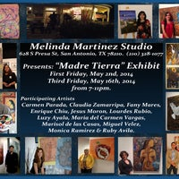 Photo taken at Melinda Martinez Studio by Monica R. on 4/5/2014