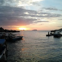 Photo taken at Jesselton Point by Molly C. on 1/22/2013