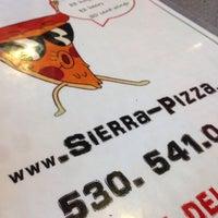 Photo taken at Sierra Pizza by Lijay S. on 6/15/2014