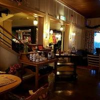 Photo taken at Vatnahalsen Hotell by Wei on 11/14/2016