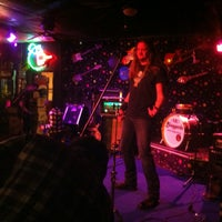 Photo taken at Dan Electro's Guitar Bar by Chad S. on 2/2/2013