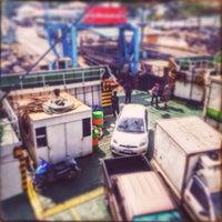 รูปภาพถ่ายที่ On The Ferry To Samui โดย Михаил Т. เมื่อ 1/11/2014