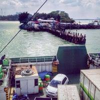 รูปภาพถ่ายที่ On The Ferry To Samui โดย Александра เมื่อ 1/11/2014
