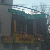 Photo taken at Church Avenue - Brooklyn by Collin M. on 3/12/2016