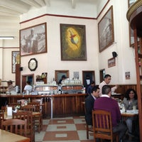 Photo taken at Café La Habana by FEDERICO B. on 10/17/2012