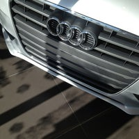 Photo taken at Audi San Diego by billy o. on 1/5/2013